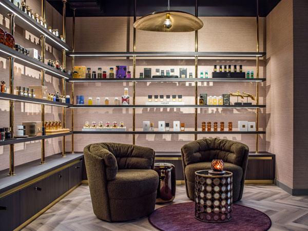 Parfumerie & High-end Beauty Salon Rotterdam